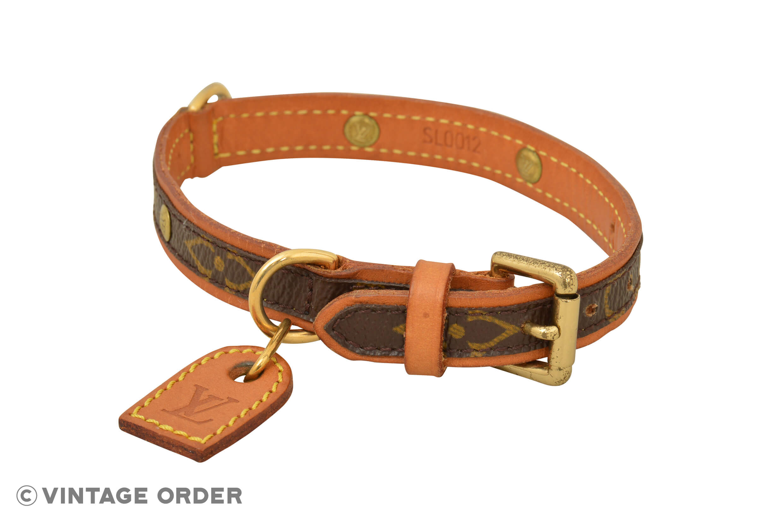 Louis Vuitton Dog Collar Ebay