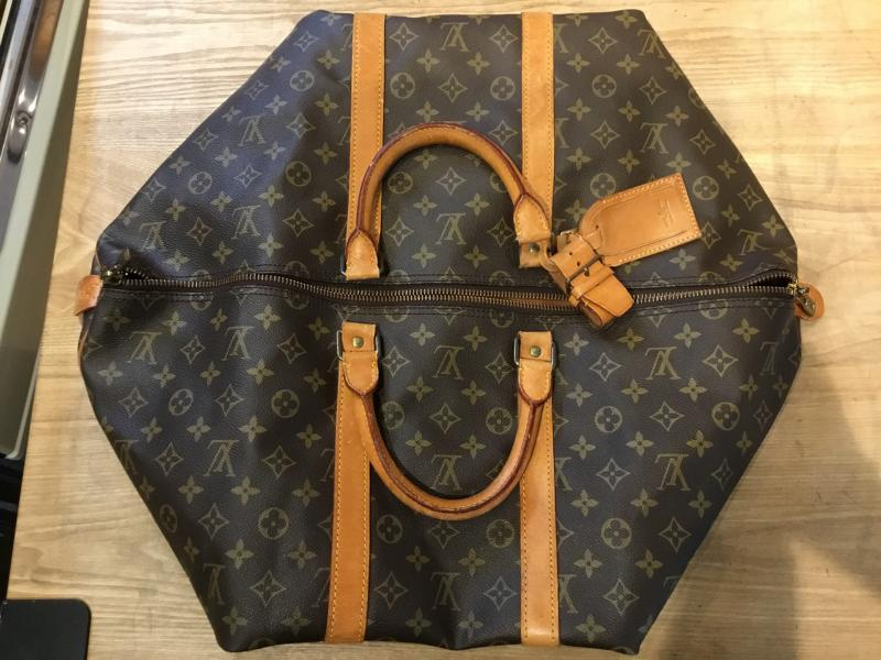 Louis Vuitton Keepall 55 $360.00