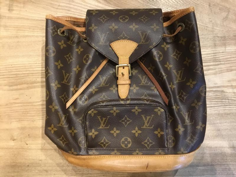 Louis Vuitton Montsouris MM $600.00