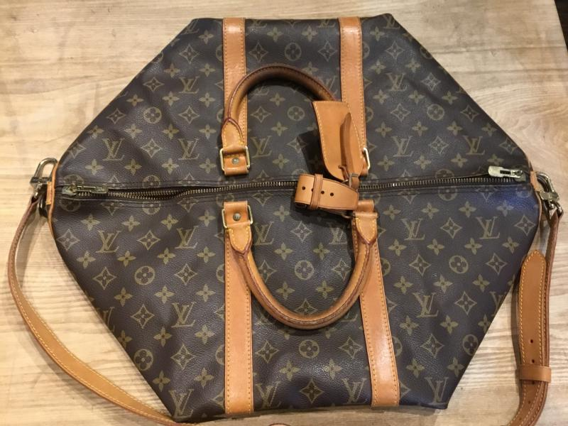 Louis Vuitton Keepall 50 Bandouliere with strap $500.00