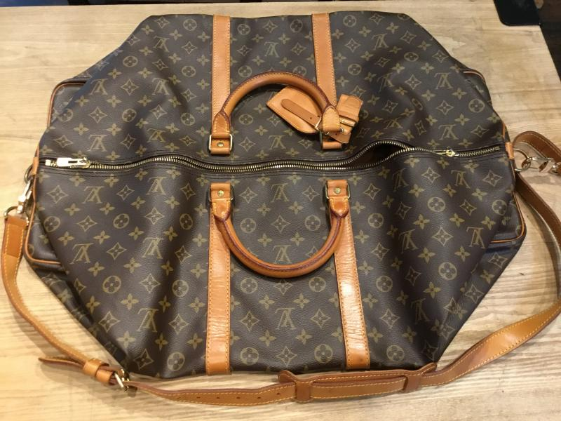 Louis Vuitton Keepall 60 Bandouliere with strap $620.00