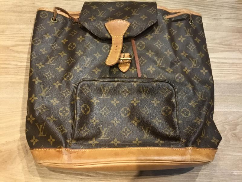 Louis Vuitton Montsouris GM $630.00