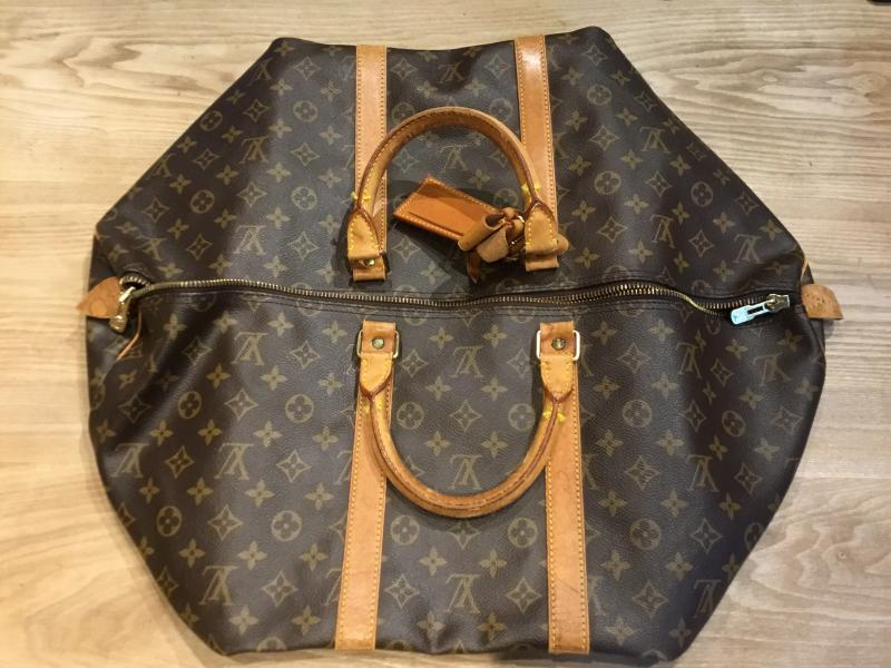 Louis Vuitton Keepall 55 $330.00