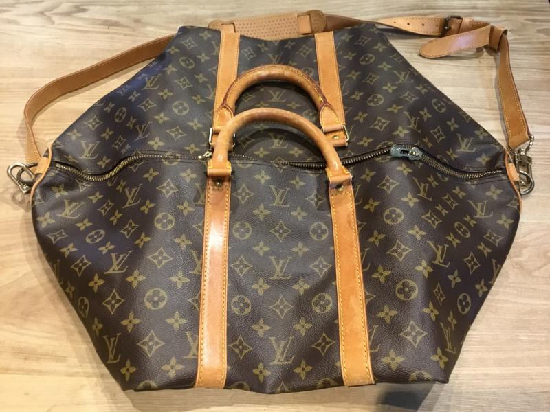 Louis Vuitton Keepall 55 Bandouliere with strap $510.00
