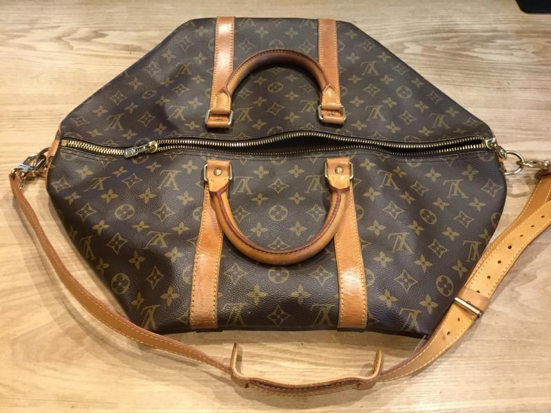 Louis Vuitton Keepall 50 Bandouliere with strap $550.00