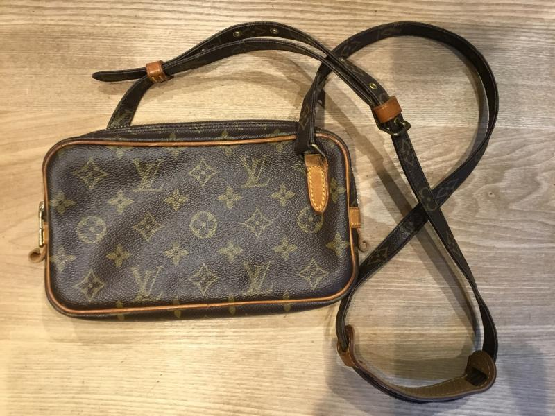 Louis Vuitton Pochette Marly Bandouliere $240.00