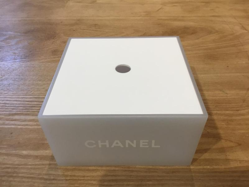 CHANEL Tissue Box  $100.00