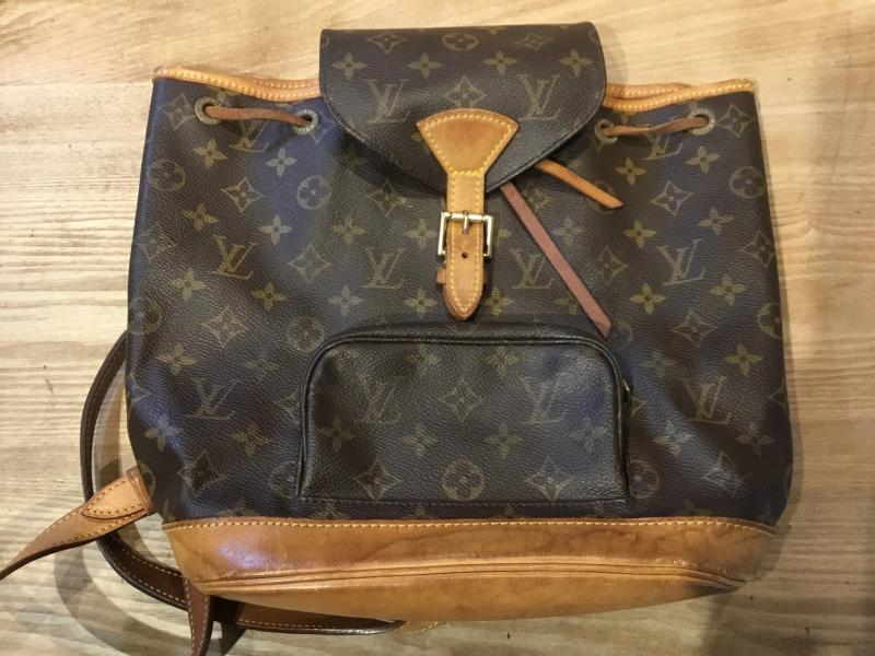 Louis Vuitton Montsouris MM $550.00