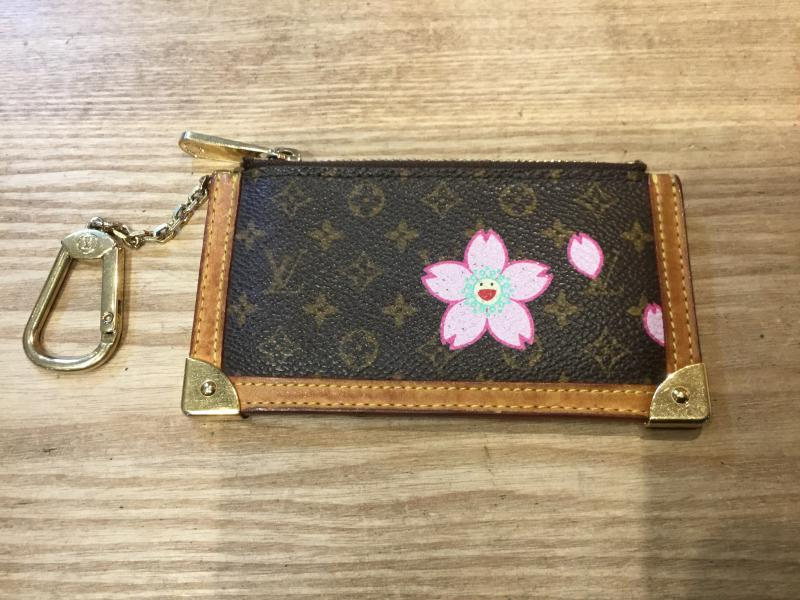 Louis Vuitton Pochette Clefs $160.00