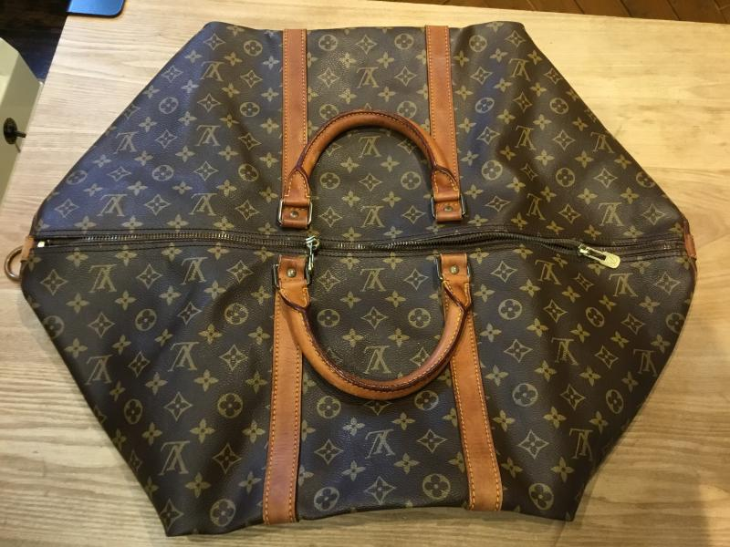 Louis Vuitton Keepall 60 Bandouliere $280.00