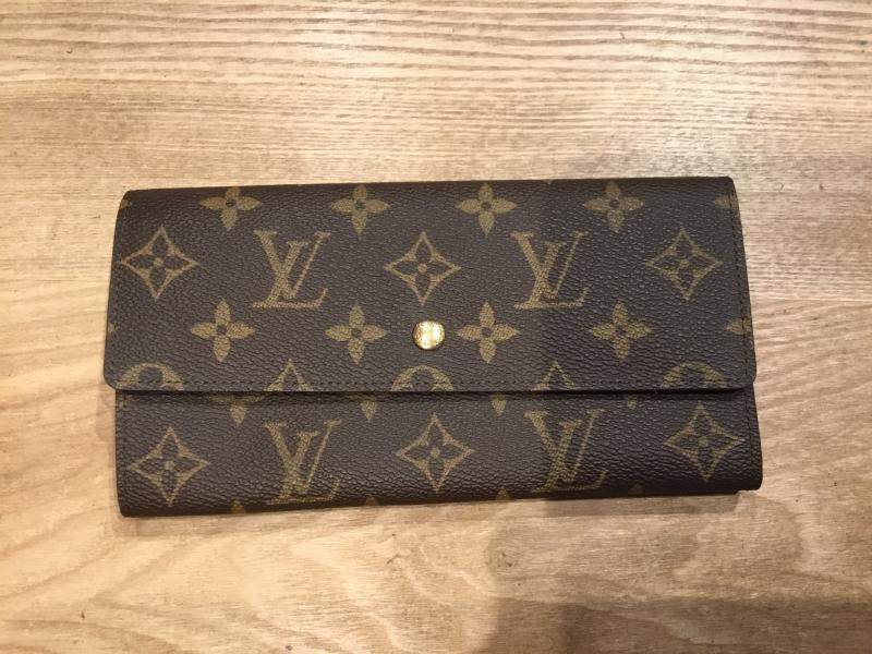 Louis Vuitton Porte Feuille Sarah $230.00