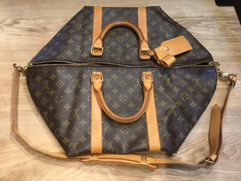 Louis Vuitton Keepall 50 Bandouliere with strap $630.00