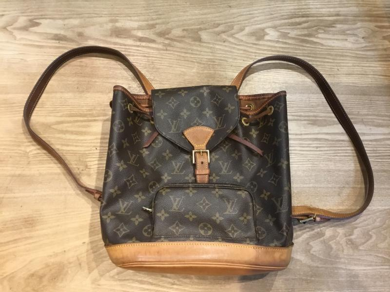 Louis Vuitton Montsouris MM $610.00