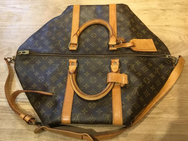 Louis Vuitton Keepall 50 Bandouliere with strap $480.00