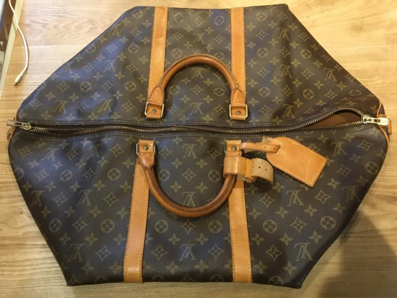 Louis Vuitton Keepall 60 Bandouliere $360.00